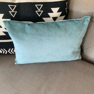 Highland Dunes Hayter Velvet Lumbar Pillow